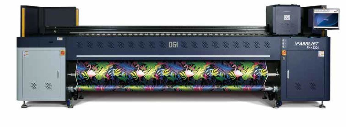 Canon Solutions America, Inc. Announces New Line of Digital and Textile Print Solutions with DGI Supply