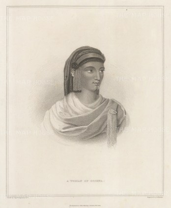 Libya: Lady of Sockna.