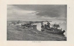 """O'Connor: Bagan (Pagan). 1907. An original antique photolithograph. 6"""" x 5"""". [SEASp1585]"""