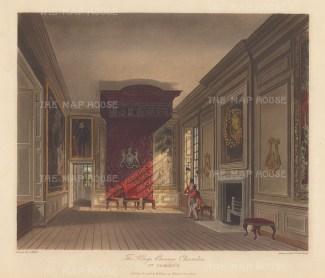 King's Presence Chamber.