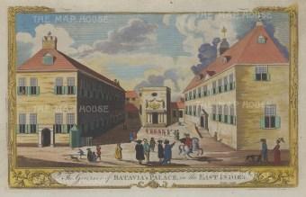 Java: Batavia (Jakarta). The Governor's Palace.