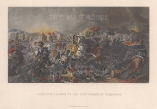 Charge of the Life Guards.