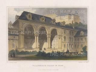 Wallenstein Hall.