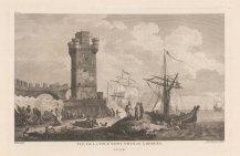 St. Nicholas Tower at Mandraki Harbour