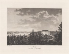 The Mansion House on the coast of Sondermanland.