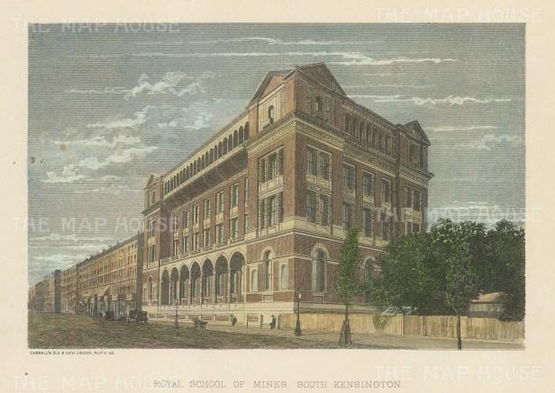 Royal School of Mines.