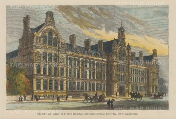 Formerly the City and Guilds London Institute.