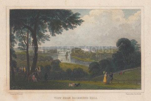 Richmond from Richmond Hill
