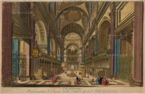 Interior of the Choir.