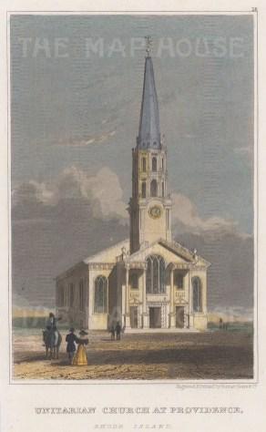 Providence: Unitarian Church.
