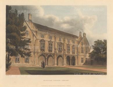 Pepys Building