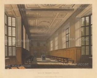 Hall Interior.