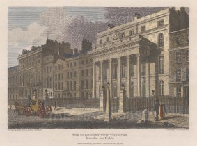 Hunterian Museum. Lincoln's Inn Fields.