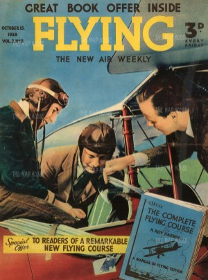 Pilot, Plane and the Complete Flying course.