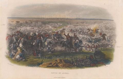 Battle of Aliwal.