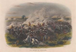 Battle of Moodkee.