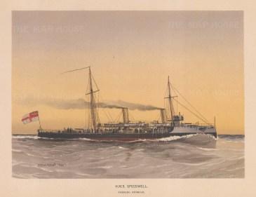 Torpedo Gunboat.