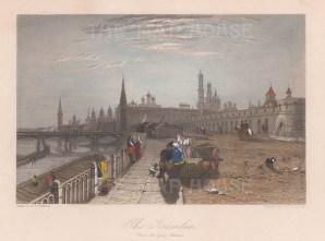 Kremlin from the Quay.