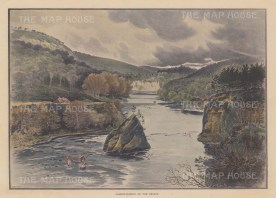 Salmon Fishing on the Beauly.