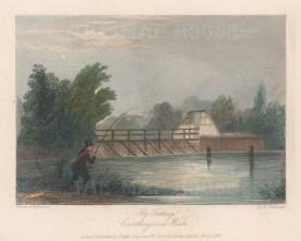 Carthagena Weir, River Lea.