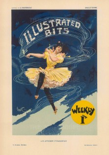 Cover by the illustrator Albert Morrow.
