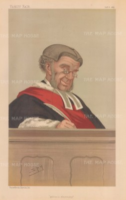 'Galvanic Electricity': Sir William Robert Grove QC, a pioneer of fuel cell technology. SPY.