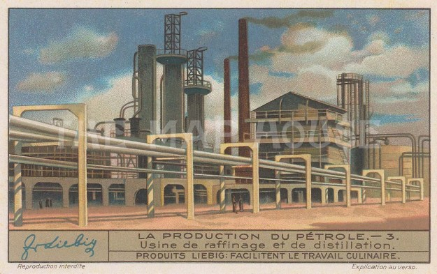 Refining and Distilling Plant. No 3.