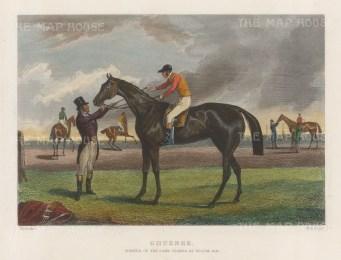 Winner of the Oaks 1841.
