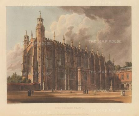 Chapel Exterior.