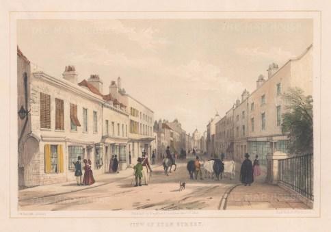 View of Eton Street.