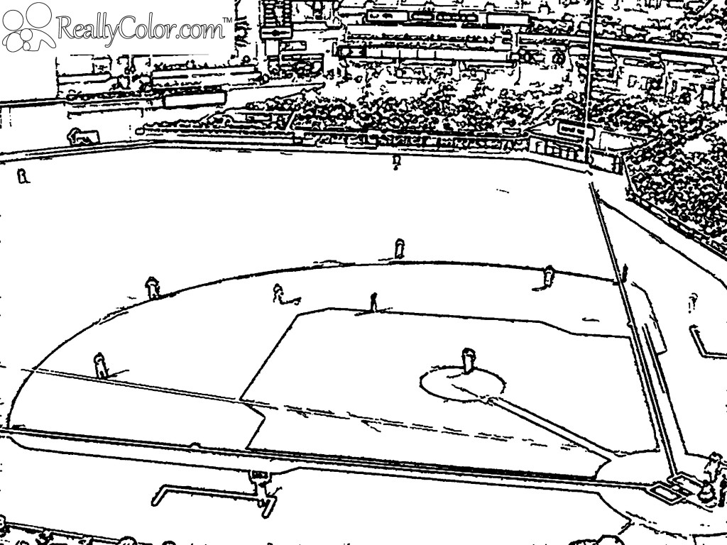 baseball coloring pages evelyn