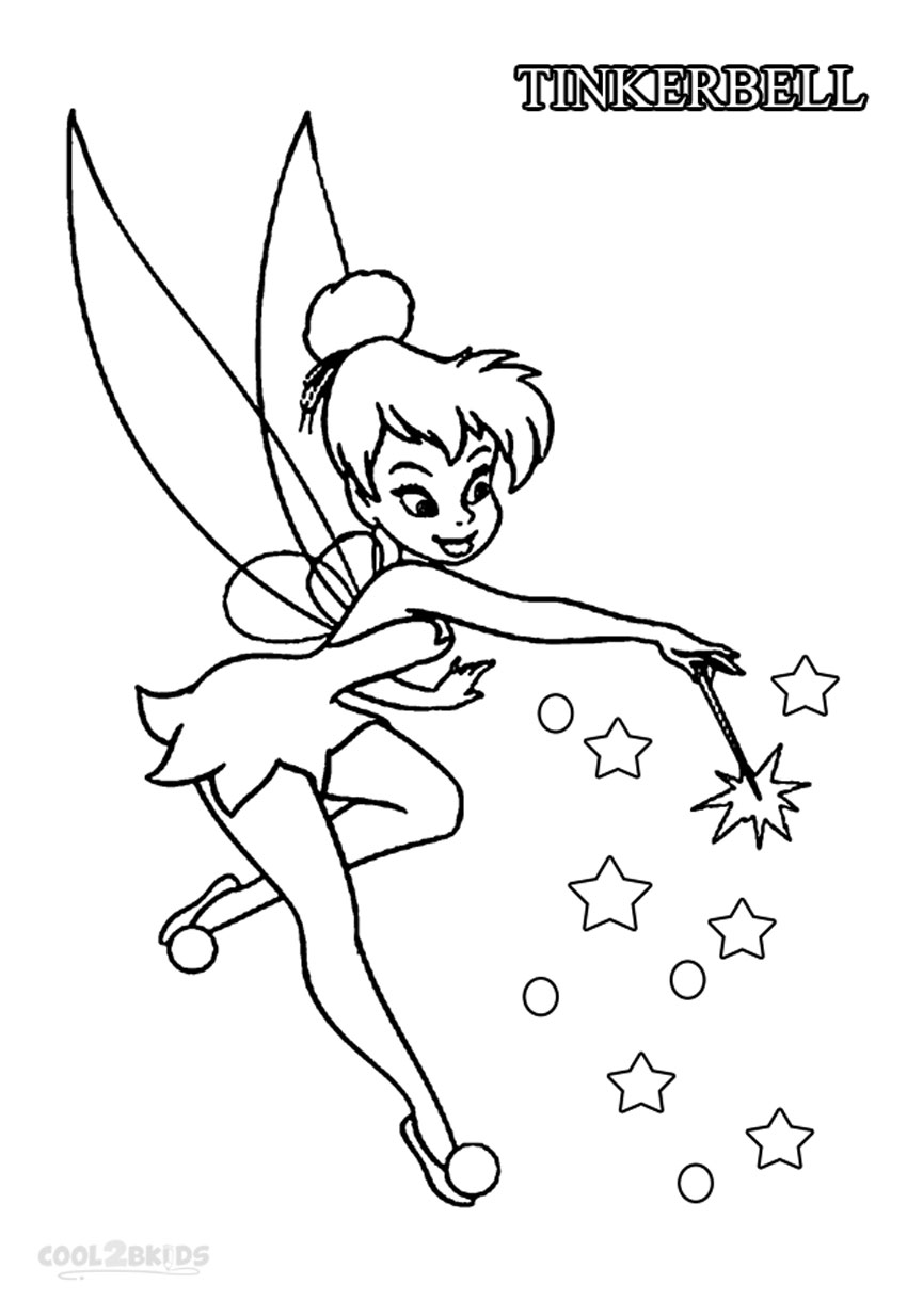 Magical tale of a little fairy TinkerBell 20 TinkerBell
