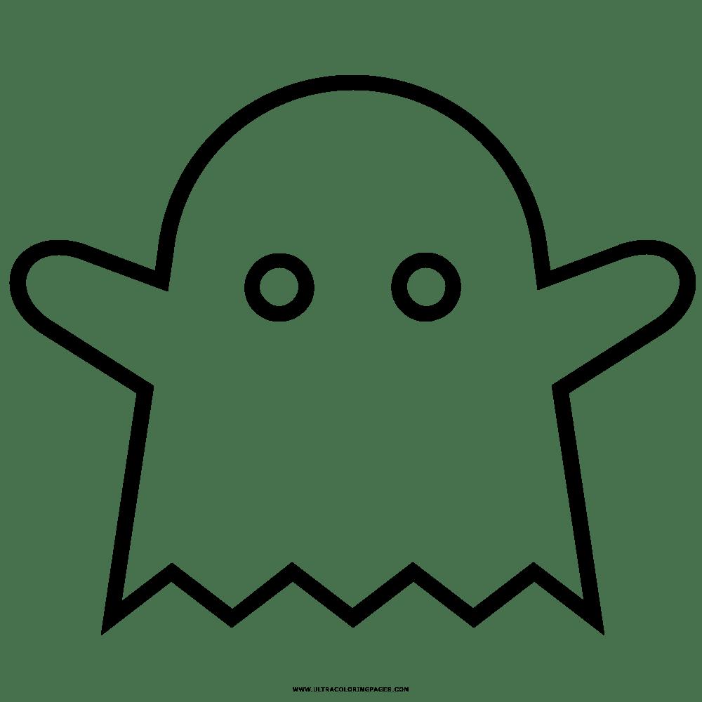 Fantasma Disegni Da Colorare