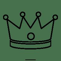 Coronas Infantiles Para Colorear Corona De Adviento