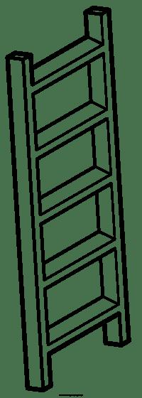 Imagenes De Escaleras Para Colorear Dibujos De