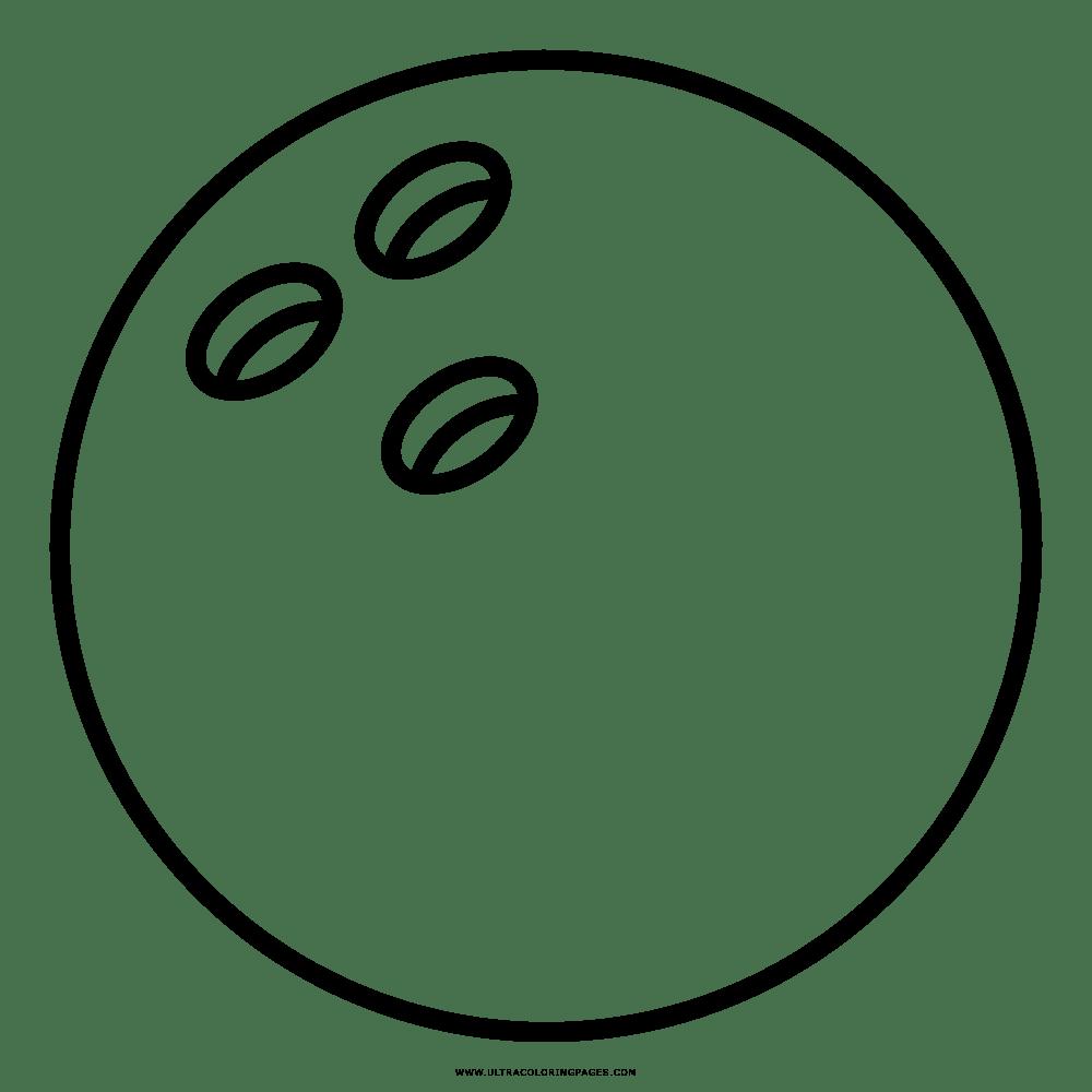 Bowlingkugel Malvorlage Coloring and Malvorlagan