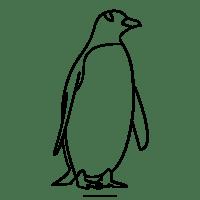 Pinguino Disegni Da Colorare - Ultra Coloring Pages