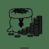 Dibujo De Bolsa De Dinero Para Colorear