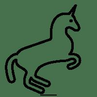 Immagini Di Unicorni Disegno Colorare