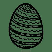 Uovo Di Pasqua Disegni Da Colorare - Ultra Coloring Pages