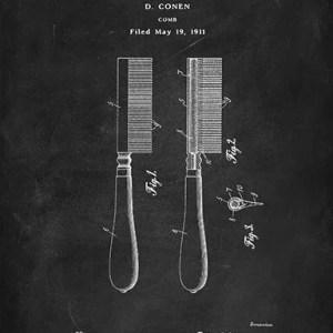 Comb patent