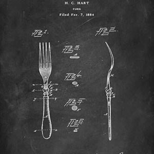 Fork patent