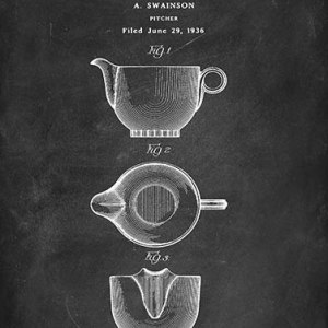 Pitcher patent