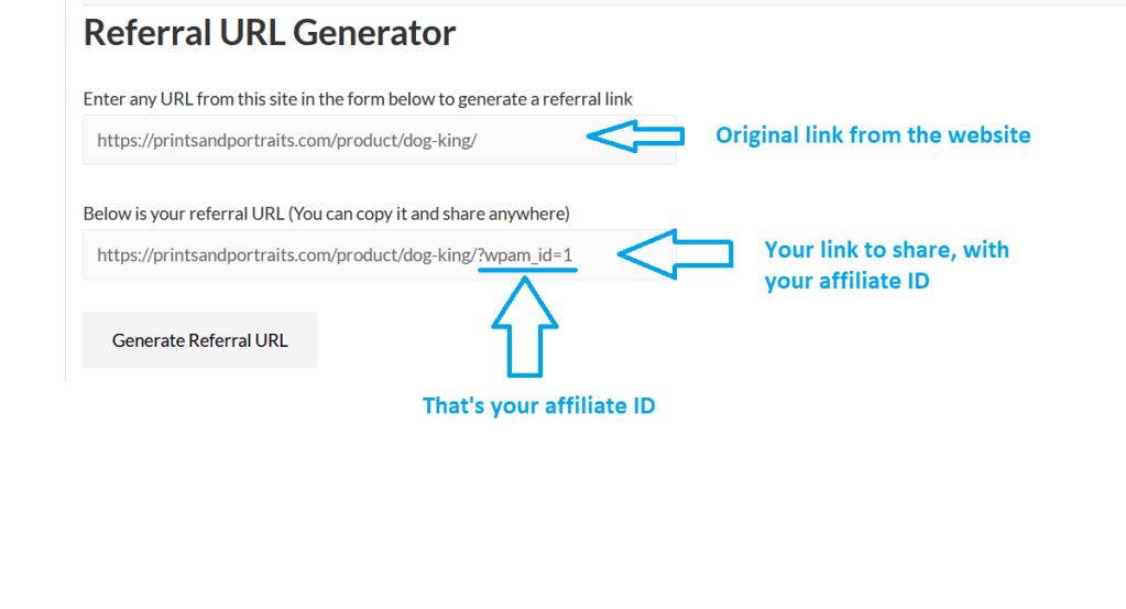 creative affiliate id