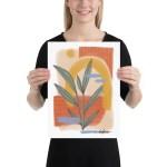 "Small canvas 12""x16"" (30,5x40,5)"