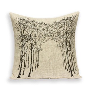 Tunnel tree cushion