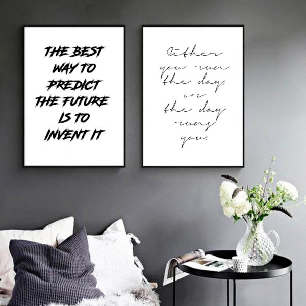 THE BEST WAY TO PREDICT THE FUTURE IS TO INVENT IT 1