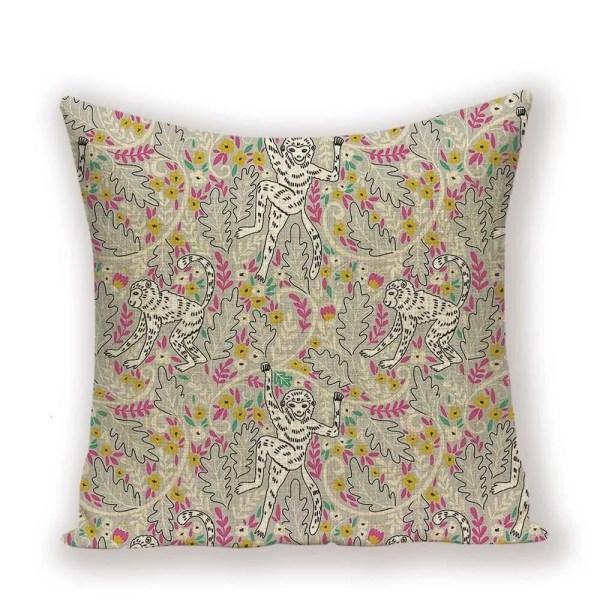 cushion jungle 4