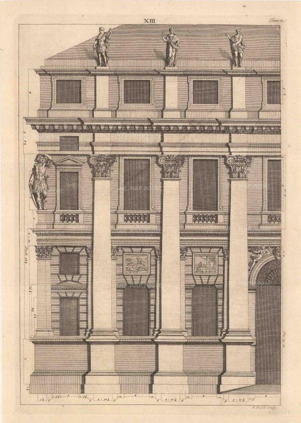 Roman Architecture Design