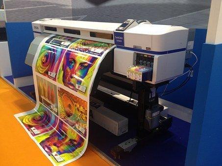 Modern Printing Machine and Tools